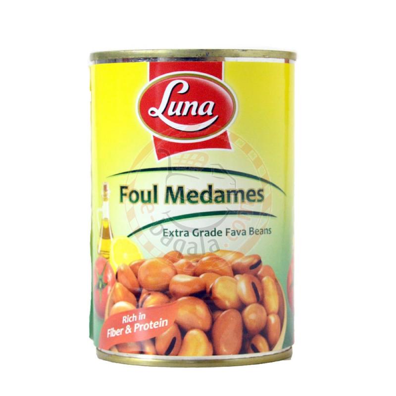 Luna Foul Mudammas 400G