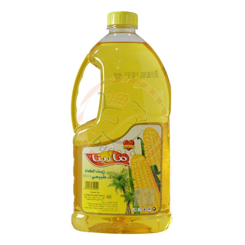 Marina Corn Oil 1.8L
