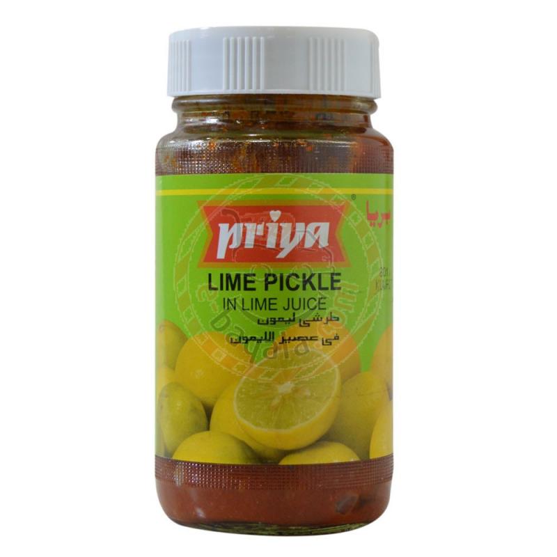 Priya Lemon Pickle 300G