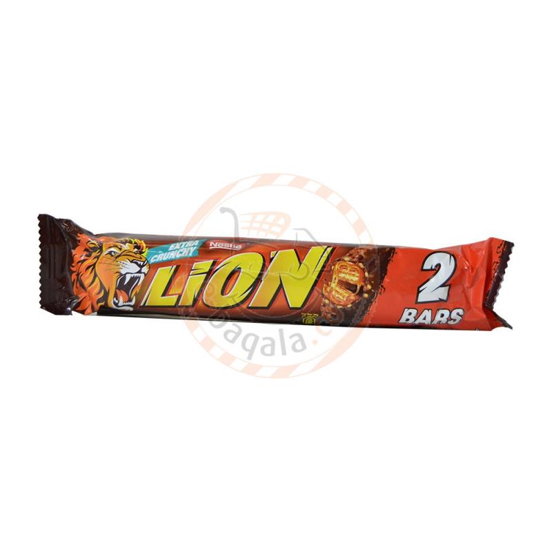 Lion Peanuts Chocolate Bar 63G