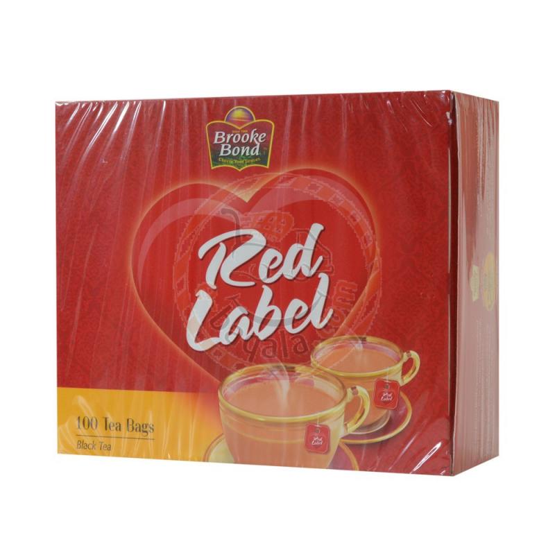Brook Bond Tea Bag 100B