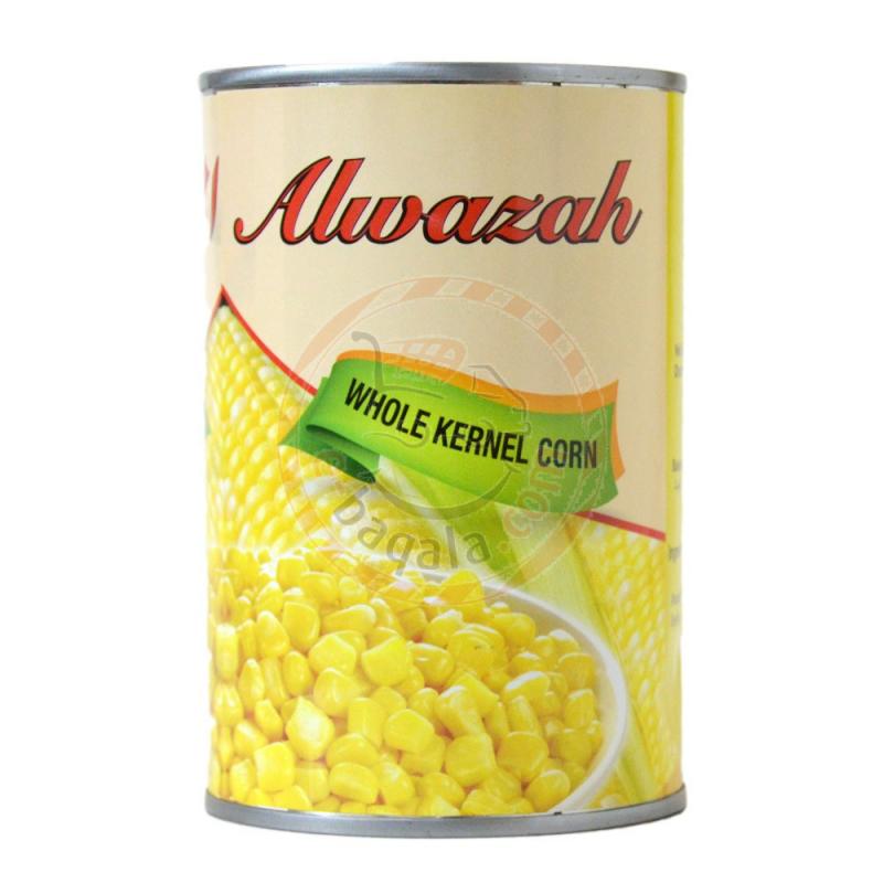 Alwazzah Sweet Corn 425G