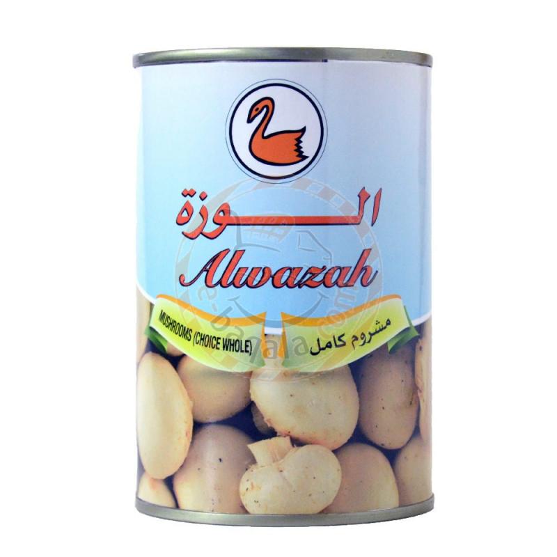 Alwazzah Whole Mushroom 425G