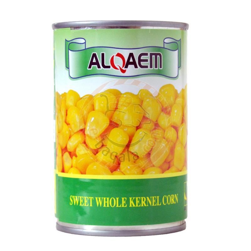 Alqaem Sweet Corn 425G