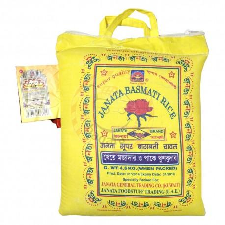 Janata Basmati Rice 5Kg