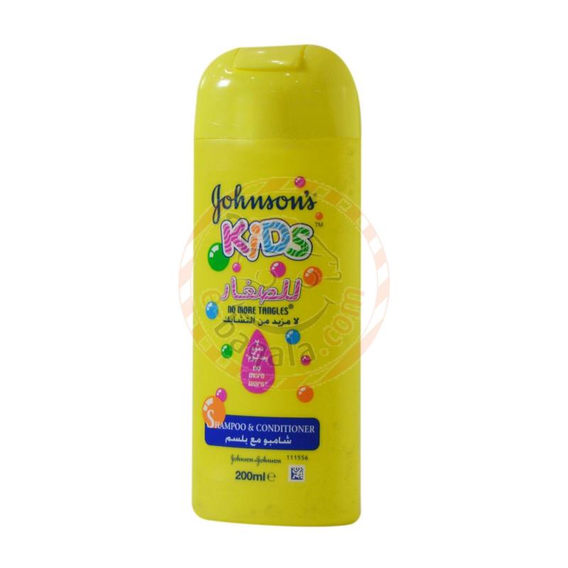 J&J Shmp&Cndtnr Shampoo 200Ml