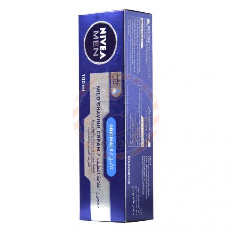 Nivea Mild Shaving Cream 100Ml