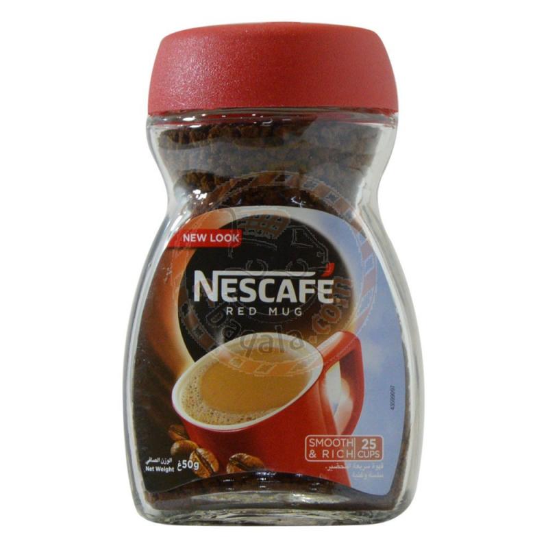 Nestle Red Mug Coffee 50G